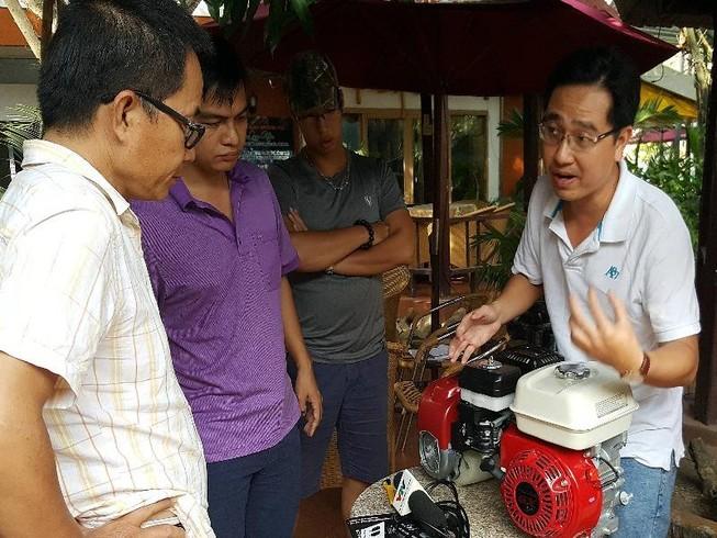 Honda sẽ phối hợp với CQĐT làm rõ vụ tráo máy