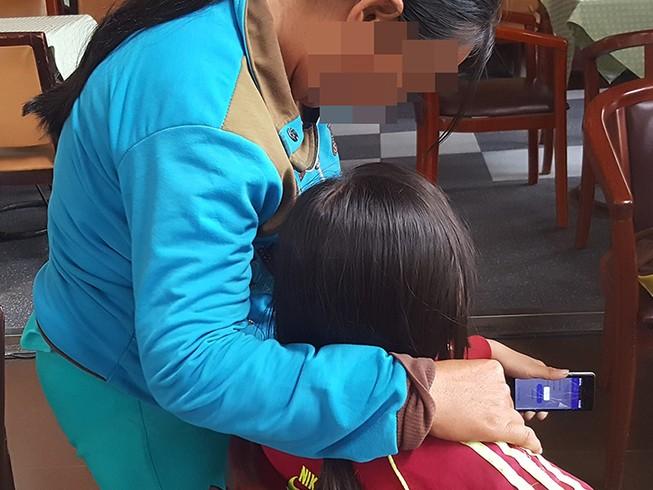 Một bé gái bị xâm hại tình dục nghiêm trọng
