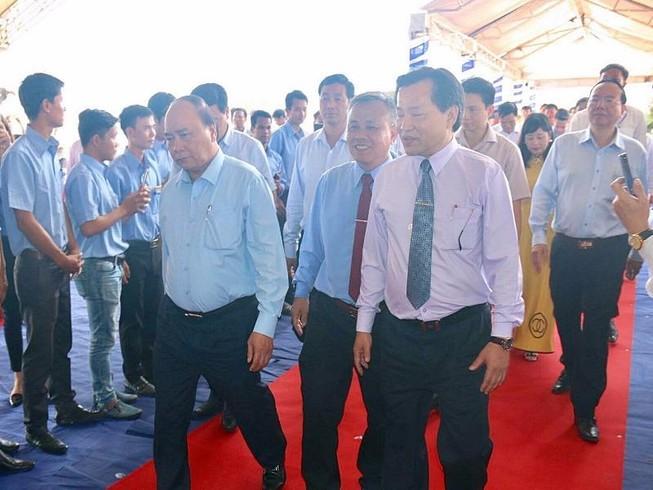 Thủ tướng phát lệnh khởi công Khu công nghệ cao