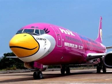 """Gặp sự cố, máy bay Thái Lan """"nằm"""" hơn chín tiếng ở Tân Sơn Nhất"""