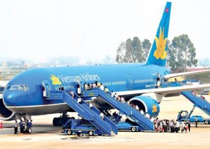 Hàng không tăng thêm 800 chuyến bay phục vụ tết Nguyên đán