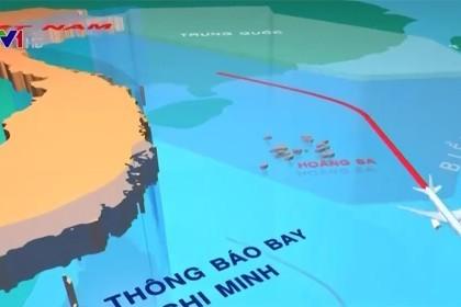 Cục Hàng không tuyên bố tàu bay Trung Quốc vi phạm chủ quyền Việt Nam