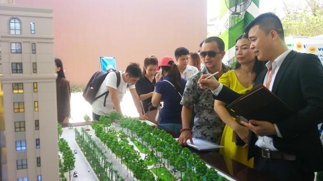 Nguồn cung căn hộ tại TP.HCM tăng mạnh