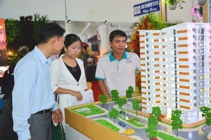 VietHome Expo 2016: Căn hộ trên dưới 1 tỉ đồng ồ ạt bung hàng