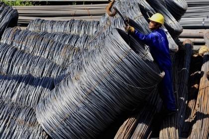 Việt Nam nhập khẩu hơn 11 triệu tấn thép