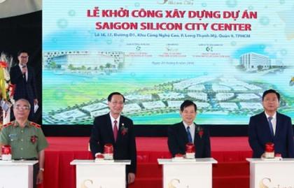"""50 triệu USD đầu tư hạ tầng thông minh cho """"thung lũng Silicon"""" TP.HCM"""
