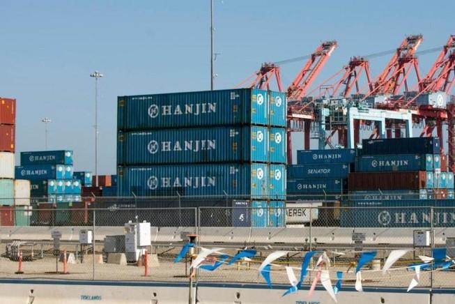Vụ hãng tàu Hanjin phá sản: Bộ GTVT vào cuộc giúp doanh nghiệp