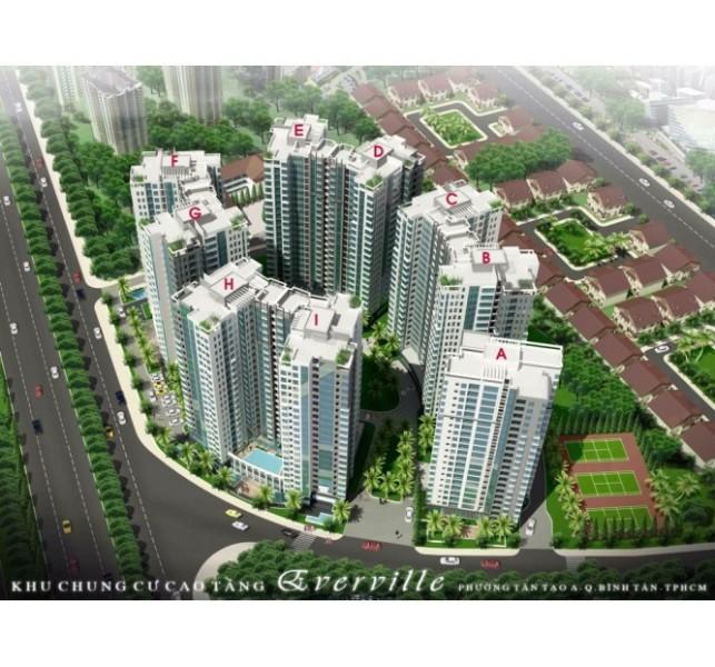 Thêm 1 dự án căn hộ bình dân ở ngoại thành
