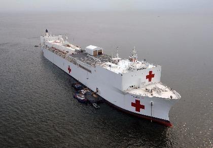 Tàu hải quân Mỹ rời khỏi biển Việt Nam