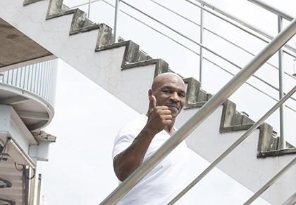 Mike Tyson đã đến TP.HCM