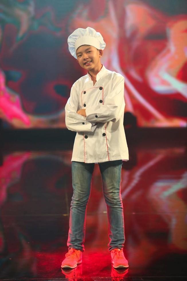 Thanh Hải trở thành Vua đầu bếp nhí mùa đầu tiên
