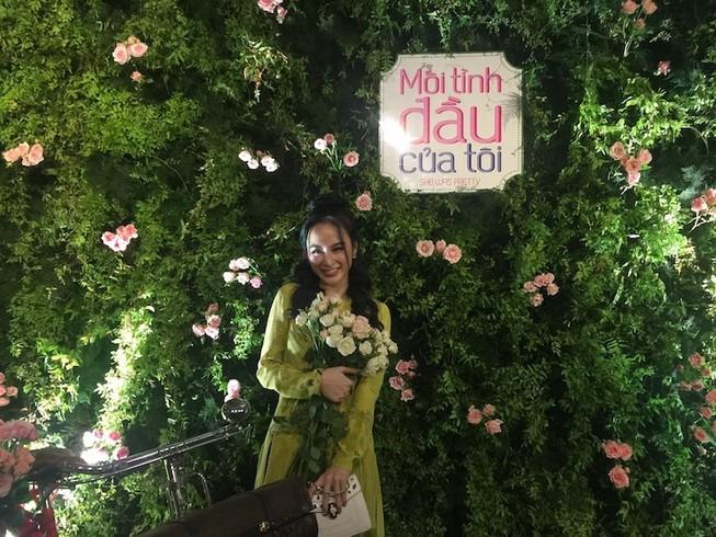 Angela Phương Trinh trở lại với truyền hình sau 9 năm