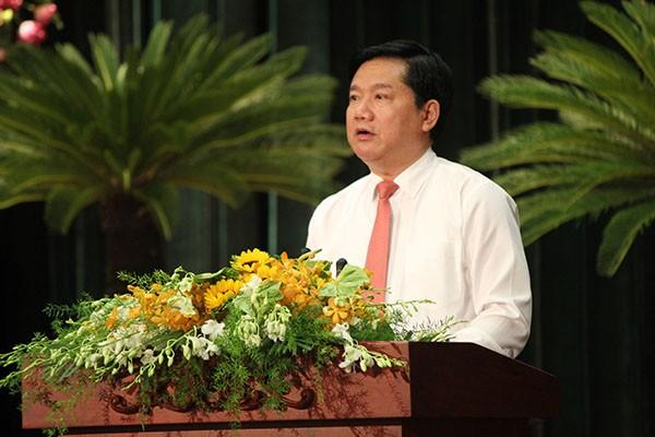 Bí thư Thăng: Bầu cử là công việc cầu hiền tài quan trọng của TP.HCM