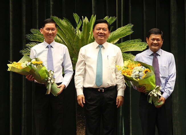 TP.HCM có thêm 2 phó chủ tịch
