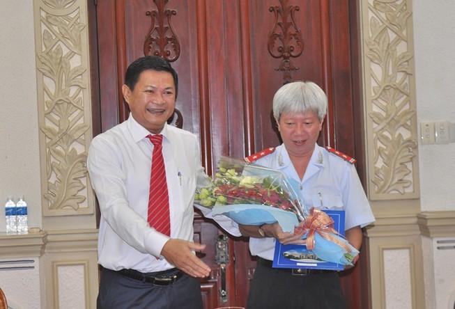 Ông Trần Đình Trữ làm Phó Chánh Thanh tra TP.HCM