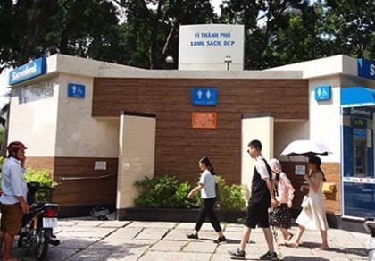 TP.HCM sẽ xây 1.000 nhà vệ sinh công cộng