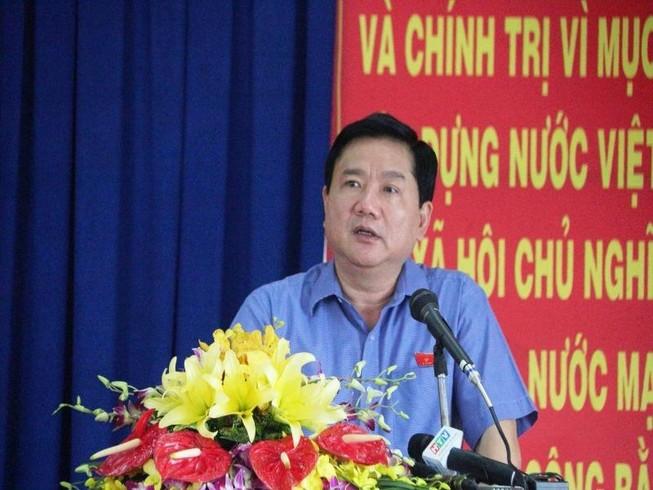 Bí thư Thăng nói về vụ ông Trịnh Xuân Thanh