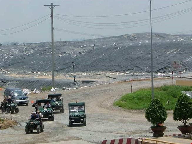 TP.HCM bác đề nghị trả 2.000 tấn rác của Đa Phước