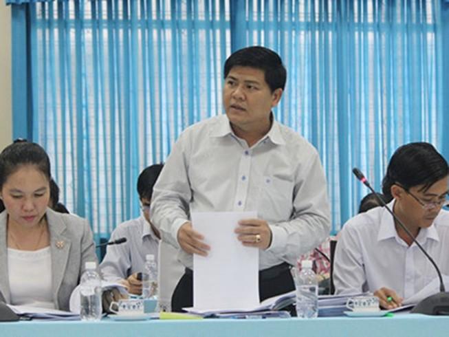 Nguyên chủ tịch huyện Hóc Môn bị kỷ luật cảnh cáo