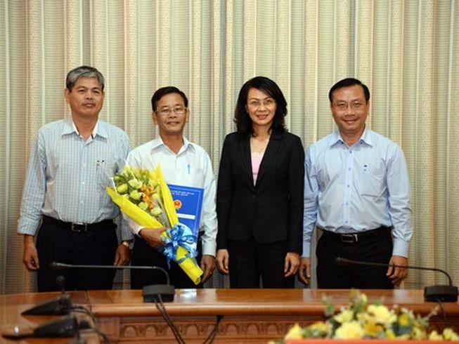 TP.HCM bổ nhiệm nhiều nhân sự mới