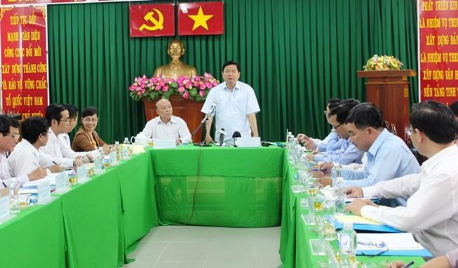 Sẽ đề xuất huyện Bình Chánh, Hóc Môn, Nhà Bè thành quận