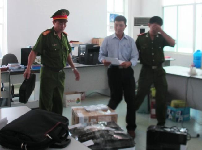 Khởi tố nguyên giám đốc Sở TT&TT Phú Yên