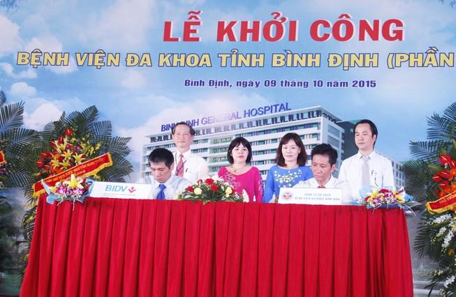 Bình Định sắp có bệnh viện 600 giường