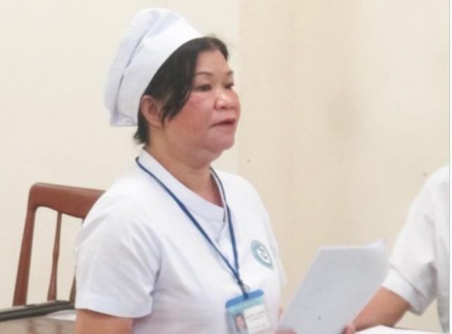 Bác yêu cầu của nữ điều dưỡng kiện giám đốc bệnh viện