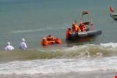Đã cứu năm ngư dân bị tàu lạ tông chìm