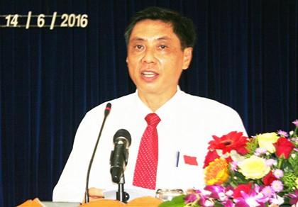 Ông Lê Đức Vinh tái cử chủ tịch UBND tỉnh Khánh Hòa
