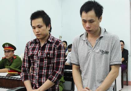 Hai thanh niên bị phạt tù vì tuyên truyền chống nhà nước