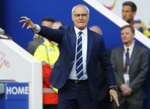 Claudio Ranieri đoạt danh hiệu HLV Ý xuất sắc nhất mùa