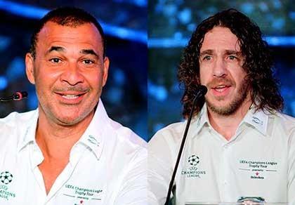Ruud Gullit và Carles Puyol: Ai hơn ai?
