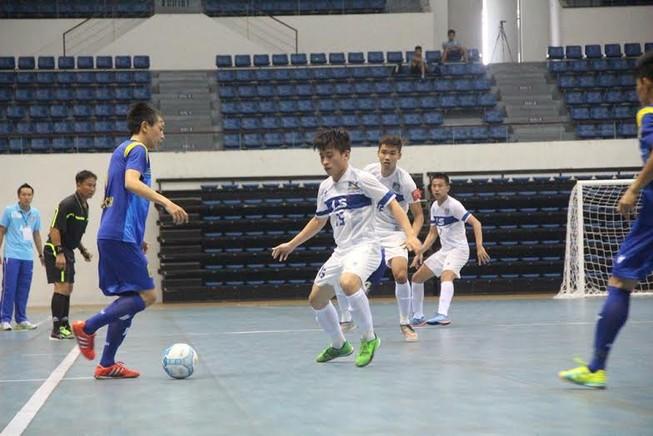 Thái Sơn Nam vô địch giai đoạn hai