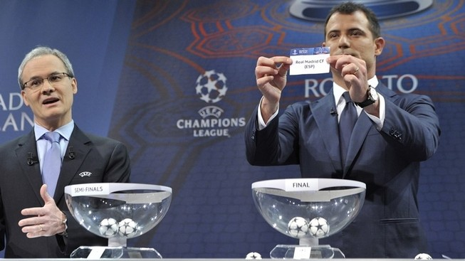 Kết quả bốc thăm hai cúp châu Âu: Cứ như là… sắp xếp