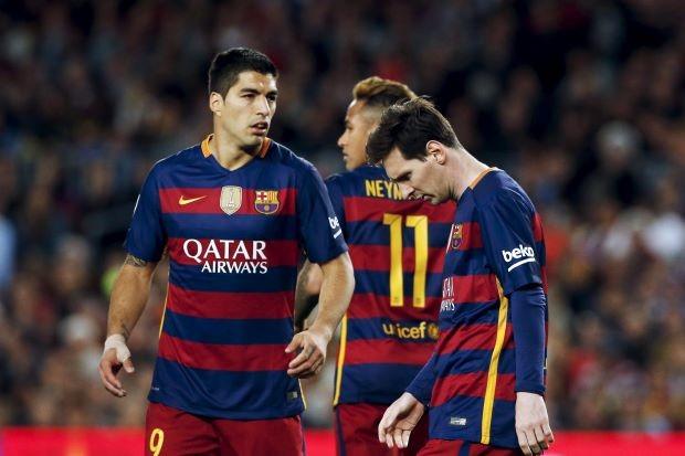 Cứ thấy Barcelona... tồi tội