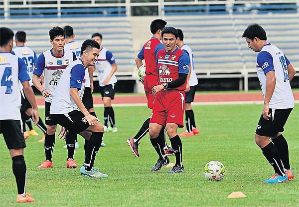 Thái Lan lên kế hoạch lấy vé dự VCK World Cup 2018