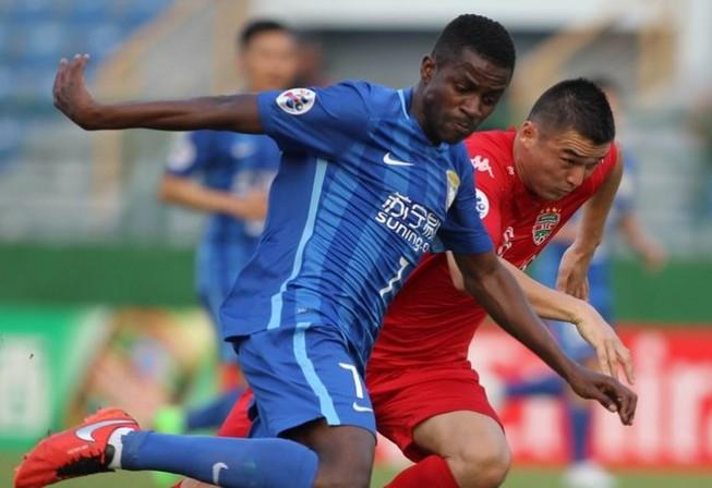 AFC Champions League: B. Bình Dương đã dừng bước