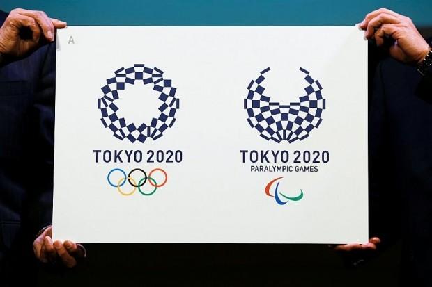Olympic Tokyo công bố logo mới