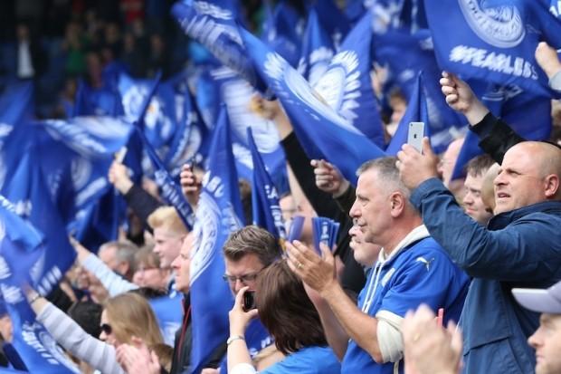Leicester City đăng quang, nhà cái xanh mặt