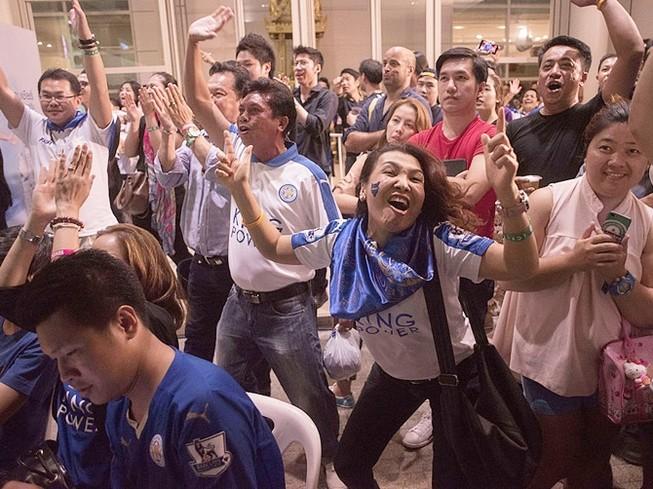 Những điều chưa biết về nhà tân vô địch Anh - Leicester City