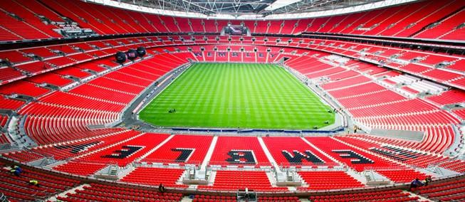 Tottenham muốn lấy Wembley làm sân nhà