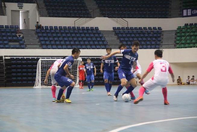 Lượt về giải futsal VĐQG 2016: Những trận 'Derby' đáng chờ đợi