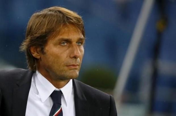 Conte đã được 'rửa tội' trước khi về Chelsea