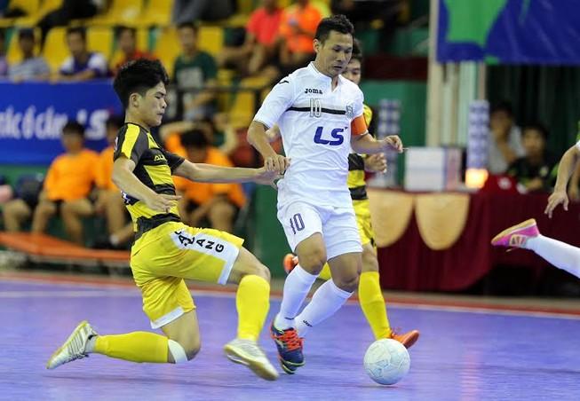 Giải vô địch Futsal toàn quốc: Tranh…huy chương đồng