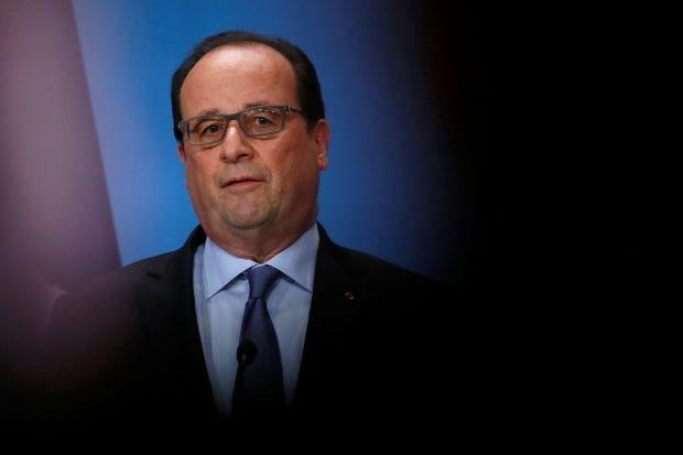 Tổng thống Pháp: Máy bay Ai Cập đã rơi xuống biển Địa Trung Hải