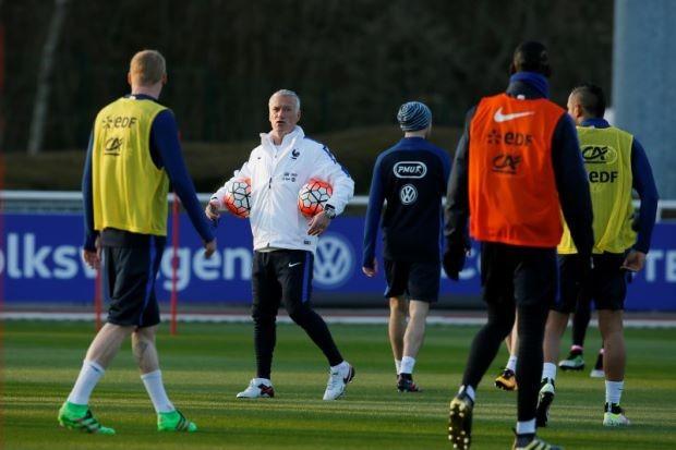 Deschamps nêu 'tinh thần Aime Jacquet' tại Euro 2016