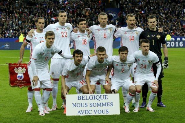 Nga đưa mục tiêu khiêm tốn tại VCK Euro 2016