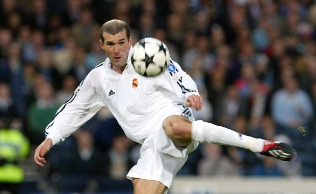 Zidane - Người thứ 7 bước vào ngôi đền huyền thoại