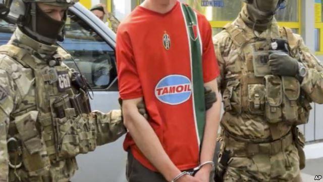 Ukraine bắt người đàn ông định thực hiện 15 vụ tấn công Euro 2016